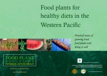 Food Plants for Healthy Diets in the Western Pacific
