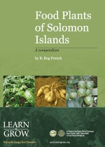 View Food Plants of Solomon Islands – A compendium (Part 1)