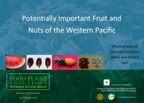 Potentially Important Fruits and Nuts of the Western Pacific