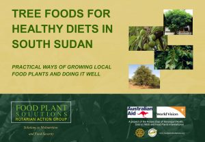 View Tree Foods for Healthy Diets in South Sudan
