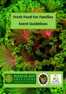 View Fresh Food for Families Event Publication