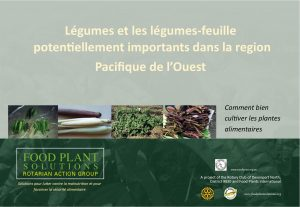 Potentially Important Leafy Greens and Vegetables in the Western Pacific - French